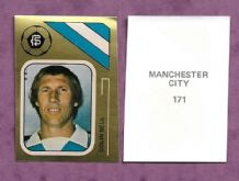 Manchester City Colin Bell England 171